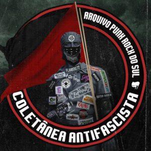 Arquivo Punk Rock do Sul lança coletânea de bandas antifascistas