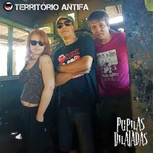 Pupilas Dilatadas: um dos maiores expoentes do punk rock brasileiro no Território Antifa