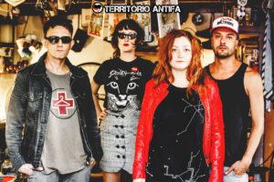 Cine Baltimore entra para o Território Antifa