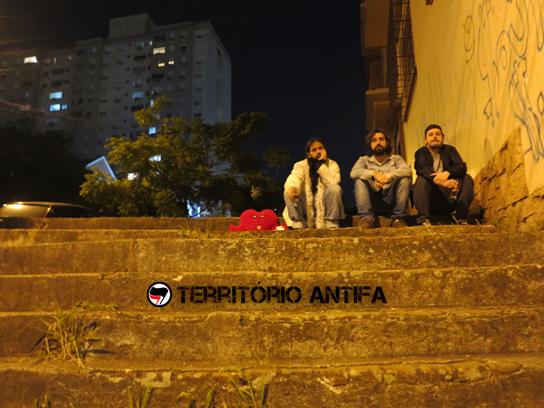 Youngs Die Young confirmada no Território Antifa