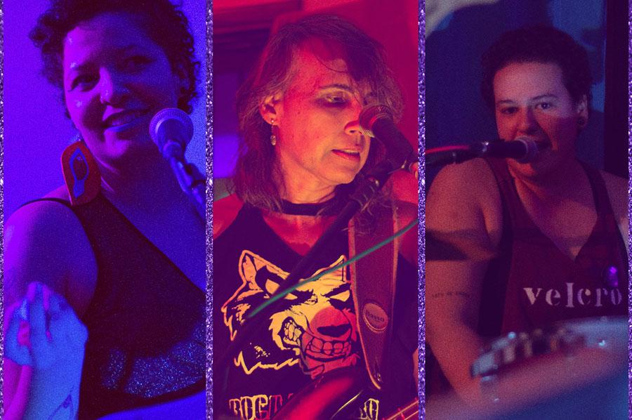 Clandestinas: música como ferramenta de luta